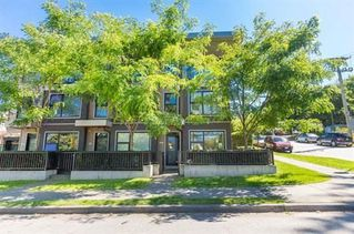 """Photo 1: 1002 E 7TH Avenue in Vancouver: Mount Pleasant VE Townhouse for sale in """"7 & W"""" (Vancouver East)  : MLS®# R2239362"""