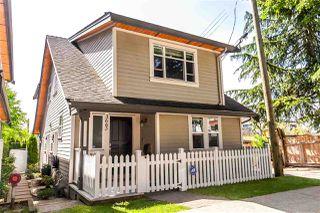 "Photo 19: 3663 GLEN Drive in Vancouver: Fraser VE Townhouse for sale in ""KENSINGTON/CEDAR COTTAGE"" (Vancouver East)  : MLS®# R2241726"