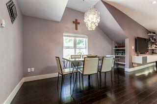 "Photo 10: 3663 GLEN Drive in Vancouver: Fraser VE Townhouse for sale in ""KENSINGTON/CEDAR COTTAGE"" (Vancouver East)  : MLS®# R2241726"