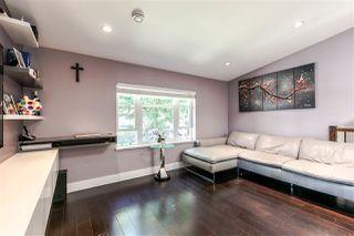 "Photo 3: 3663 GLEN Drive in Vancouver: Fraser VE Townhouse for sale in ""KENSINGTON/CEDAR COTTAGE"" (Vancouver East)  : MLS®# R2241726"