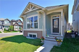 Photo 1: 103 CRANFORD Park SE in Calgary: Cranston House for sale : MLS®# C4171182