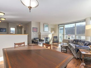 "Photo 5: 1103 1570 W 7TH Avenue in Vancouver: Fairview VW Condo for sale in ""TERRACES ON 7TH"" (Vancouver West)  : MLS®# R2249302"