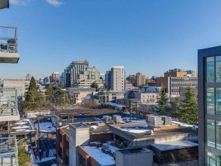 "Photo 11: 1103 1570 W 7TH Avenue in Vancouver: Fairview VW Condo for sale in ""TERRACES ON 7TH"" (Vancouver West)  : MLS®# R2249302"