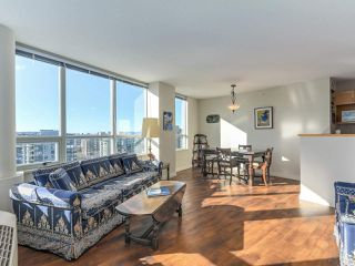 "Photo 3: 1103 1570 W 7TH Avenue in Vancouver: Fairview VW Condo for sale in ""TERRACES ON 7TH"" (Vancouver West)  : MLS®# R2249302"