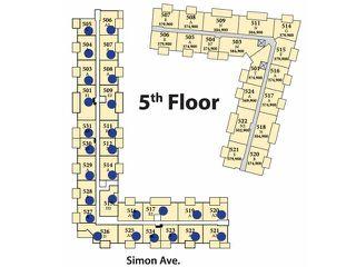 """Photo 3: 505 32445 SIMON Avenue in Abbotsford: Abbotsford West Condo for sale in """"LA GALLERIA"""" : MLS®# R2249878"""
