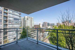 Photo 10: 803 5900 ALDERBRIDGE Way in Richmond: Brighouse Condo for sale : MLS®# R2262523
