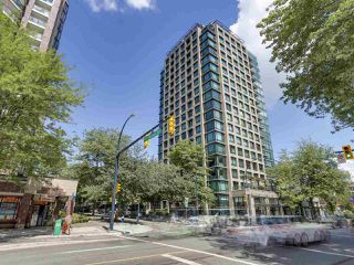 "Photo 1: 505 1003 BURNABY Street in Vancouver: West End VW Condo for sale in ""The Milano"" (Vancouver West)  : MLS®# R2276675"