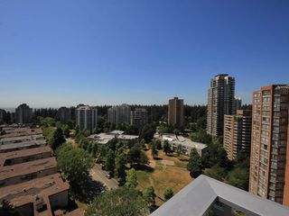 "Photo 15: 1506 4360 BERESFORD Street in Burnaby: Metrotown Condo for sale in ""MODELLO"" (Burnaby South)  : MLS®# R2288907"