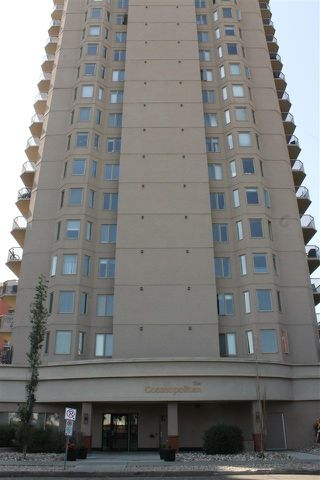 Main Photo: 502 10909 103 Avenue in Edmonton: Zone 12 Condo for sale : MLS®# E4122979