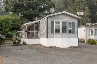 """Photo 1: 15 9970 WILSON Street in Mission: Stave Falls Manufactured Home for sale in """"RUSKIN PARK"""" : MLS®# R2300166"""