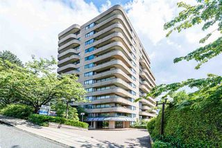 "Photo 1: 1001 1026 QUEENS Avenue in New Westminster: Uptown NW Condo for sale in ""Amara Terrace"" : MLS®# R2310829"