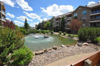Main Photo: 109 8942 156 Street in Edmonton: Zone 22 Condo for sale : MLS®# E4133706
