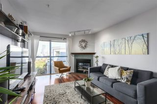 "Photo 2: 202 1195 W 8TH Avenue in Vancouver: Fairview VW Townhouse for sale in ""Alder Court"" (Vancouver West)  : MLS®# R2318648"
