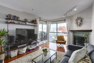 "Photo 3: 202 1195 W 8TH Avenue in Vancouver: Fairview VW Townhouse for sale in ""Alder Court"" (Vancouver West)  : MLS®# R2318648"