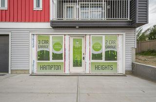 Main Photo: 29 1631 Hammond Crescent in Edmonton: Zone 58 House Half Duplex for sale : MLS®# E4134411