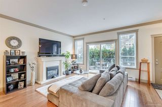 "Photo 5: A 2266 KELLY Avenue in Port Coquitlam: Central Pt Coquitlam Townhouse for sale in ""Mimara"" : MLS®# R2321467"