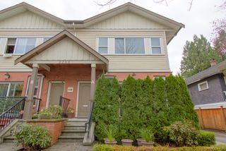 "Photo 3: A 2266 KELLY Avenue in Port Coquitlam: Central Pt Coquitlam Townhouse for sale in ""Mimara"" : MLS®# R2321467"