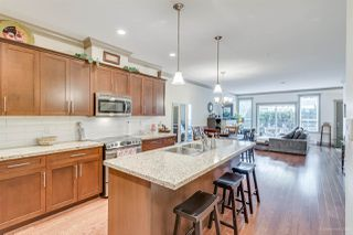 "Photo 9: A 2266 KELLY Avenue in Port Coquitlam: Central Pt Coquitlam Townhouse for sale in ""Mimara"" : MLS®# R2321467"