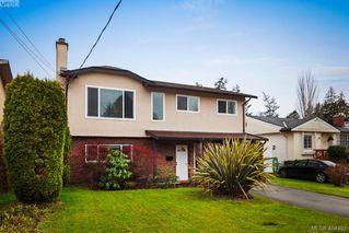 Photo 1: 1623 Dougall Avenue in VICTORIA: SE Gordon Head Single Family Detached for sale (Saanich East)  : MLS®# 404462