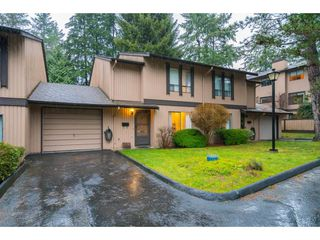 """Photo 1: 25 3015 TRETHEWEY Street in Abbotsford: Abbotsford West Townhouse for sale in """"Birch Grove"""" : MLS®# R2329919"""