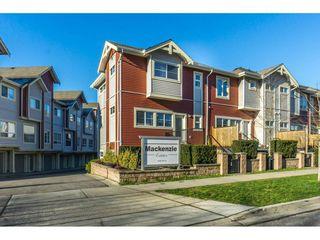 "Main Photo: 1 6945 185 Street in Surrey: Clayton Townhouse for sale in ""MacKenzie Estates"" (Cloverdale)  : MLS®# R2333053"