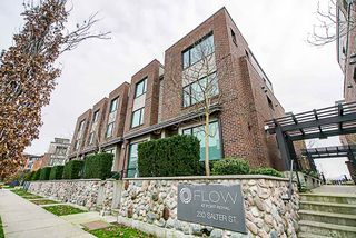 Main Photo: 11 230 SALTER Street in New Westminster: Queensborough Townhouse for sale : MLS®# R2336917