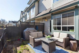 "Photo 16: 7403 MAGNOLIA Terrace in Burnaby: Highgate Townhouse for sale in ""Rockhill"" (Burnaby South)  : MLS®# R2351789"