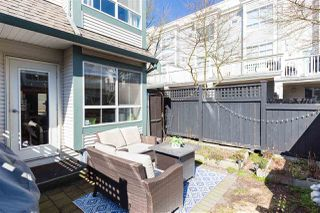 "Photo 17: 7403 MAGNOLIA Terrace in Burnaby: Highgate Townhouse for sale in ""Rockhill"" (Burnaby South)  : MLS®# R2351789"