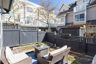 "Photo 18: 7403 MAGNOLIA Terrace in Burnaby: Highgate Townhouse for sale in ""Rockhill"" (Burnaby South)  : MLS®# R2351789"