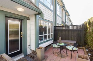 "Photo 14: 7403 MAGNOLIA Terrace in Burnaby: Highgate Townhouse for sale in ""Rockhill"" (Burnaby South)  : MLS®# R2351789"