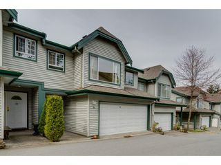 """Photo 1: 15 7465 MULBERRY Place in Burnaby: The Crest Townhouse for sale in """"SUNRIDGE"""" (Burnaby East)  : MLS®# R2352094"""