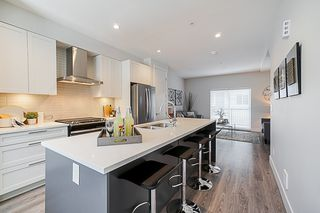 "Photo 1: 41 20451 84 Avenue in Langley: Willoughby Heights Townhouse for sale in ""Walden"" : MLS®# R2354353"