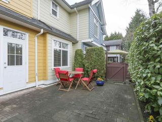 "Photo 17: 4 4910 CENTRAL Avenue in Delta: Hawthorne Townhouse for sale in ""CENTRAL PARK"" (Ladner)  : MLS®# R2355391"