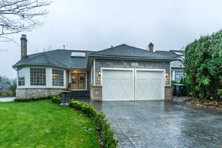 """Photo 1: 8760 215 Street in Langley: Walnut Grove House for sale in """"FOREST HILLS"""" : MLS®# R2365143"""