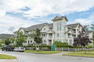 "Photo 1: 101 19320 65 Avenue in Surrey: Clayton Condo for sale in ""ESPRIT At Southlands"" (Cloverdale)  : MLS®# R2366325"