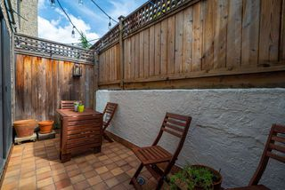 """Photo 19: 10 1266 W 6TH Avenue in Vancouver: Fairview VW Townhouse for sale in """"Camden Court"""" (Vancouver West)  : MLS®# R2372373"""