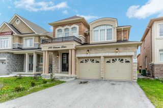 Photo 1: 100 Veterans Drive in Brampton: Northwest Brampton House (2-Storey) for sale : MLS®# W4460583