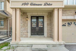 Photo 2: 100 Veterans Drive in Brampton: Northwest Brampton House (2-Storey) for sale : MLS®# W4460583