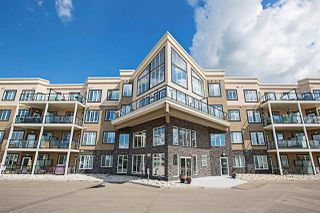 Main Photo: 208 4075 CLOVER BAR Road: Sherwood Park Condo for sale : MLS®# E4160099