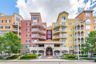 Photo 2: 219 10333 112 Street in Edmonton: Zone 12 Condo for sale : MLS®# E4161719