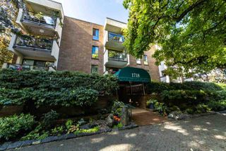 """Main Photo: 408 1718 NELSON Street in Vancouver: West End VW Condo for sale in """"Regency Terrace"""" (Vancouver West)  : MLS®# R2406644"""
