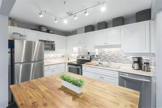 "Photo 5: 412 1669 GRANT Avenue in Port Coquitlam: Glenwood PQ Condo for sale in ""THE CHARLESTON"" : MLS®# R2408429"