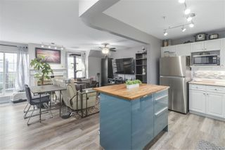 "Photo 4: 412 1669 GRANT Avenue in Port Coquitlam: Glenwood PQ Condo for sale in ""THE CHARLESTON"" : MLS®# R2408429"