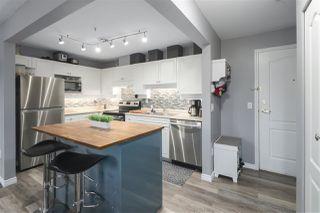 "Photo 2: 412 1669 GRANT Avenue in Port Coquitlam: Glenwood PQ Condo for sale in ""THE CHARLESTON"" : MLS®# R2408429"
