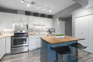 "Photo 3: 412 1669 GRANT Avenue in Port Coquitlam: Glenwood PQ Condo for sale in ""THE CHARLESTON"" : MLS®# R2408429"