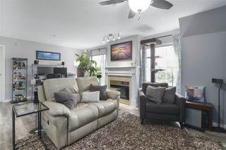 "Photo 6: 412 1669 GRANT Avenue in Port Coquitlam: Glenwood PQ Condo for sale in ""THE CHARLESTON"" : MLS®# R2408429"