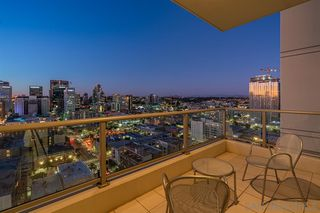 Photo 6: DOWNTOWN Condo for rent : 1 bedrooms : 575 6th #1901 in San Diego