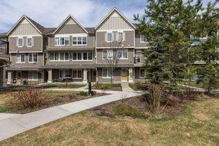 Photo 2: 42 603 WATT Boulevard in Edmonton: Zone 53 Townhouse for sale : MLS®# E4196384