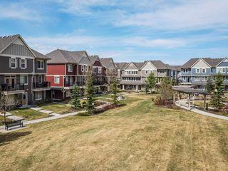 Photo 45: 42 603 WATT Boulevard in Edmonton: Zone 53 Townhouse for sale : MLS®# E4196384