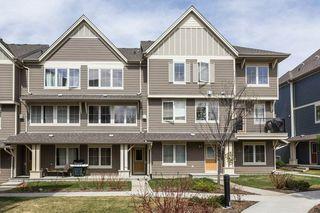 Photo 1: 42 603 WATT Boulevard in Edmonton: Zone 53 Townhouse for sale : MLS®# E4196384